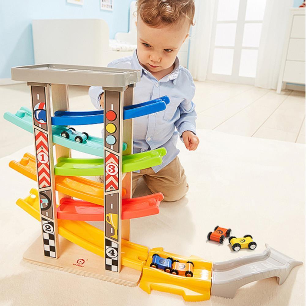 18개월아기장난감 자동차 레이싱 트랙 장난감종류 완구 레일 기차 토이 아동 남자아이, 단일상품