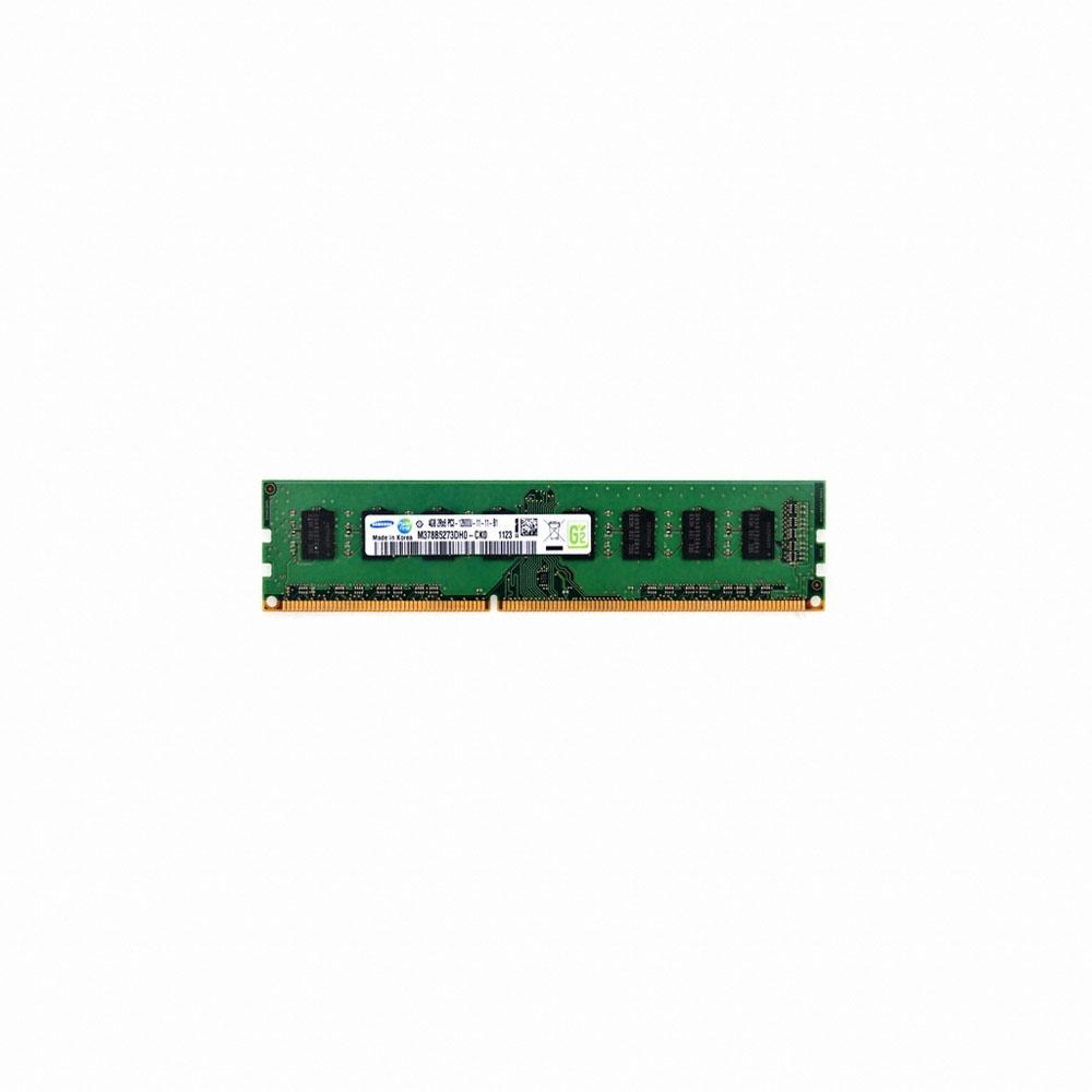 삼성전자 DDR3 4G 12800U(PC3-12800) 데스크탑용, DDR3 4GB 12800(양면)