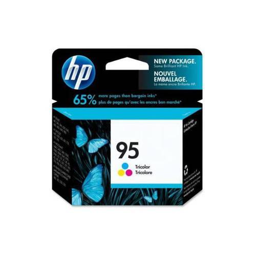 HP Products HP 95 Tri-color Original Ink Cartridge (C8766WN) (Single P, 상세내용참조