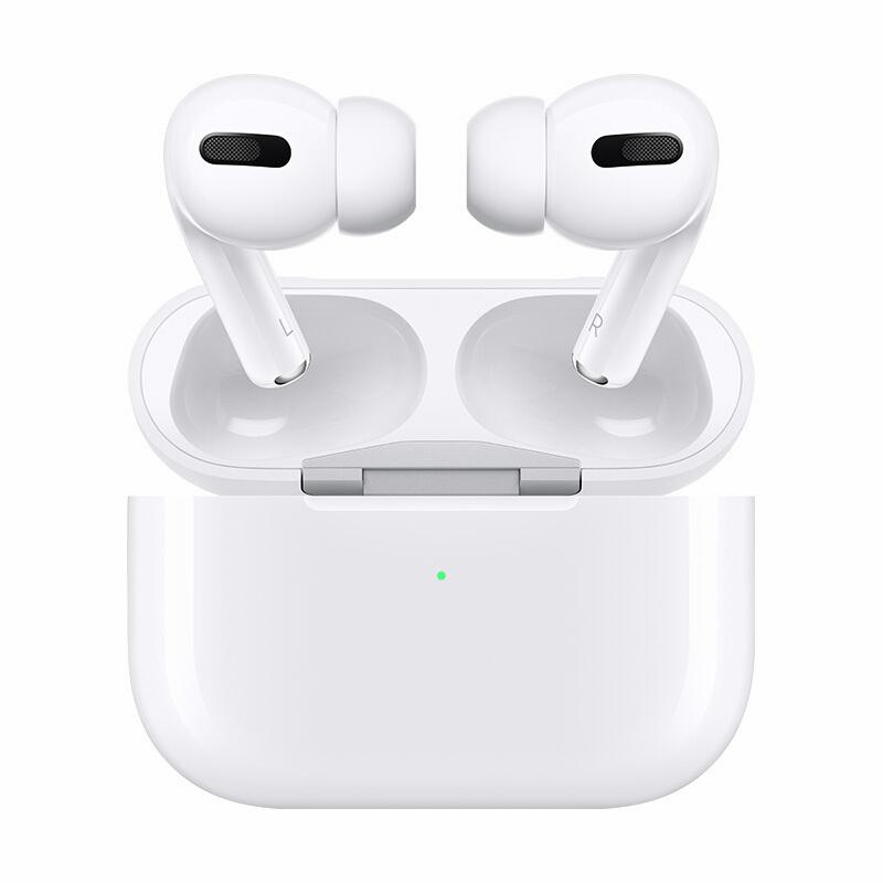 Apple 애플 3세대 무선 이어폰무선 이어폰 에어팟 프로 블루투스이어폰, 화이트