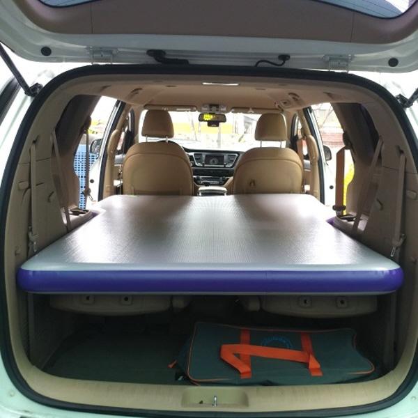 에어박스 차량용 TPU에어매트 올뉴카니발(숏), 단일상품