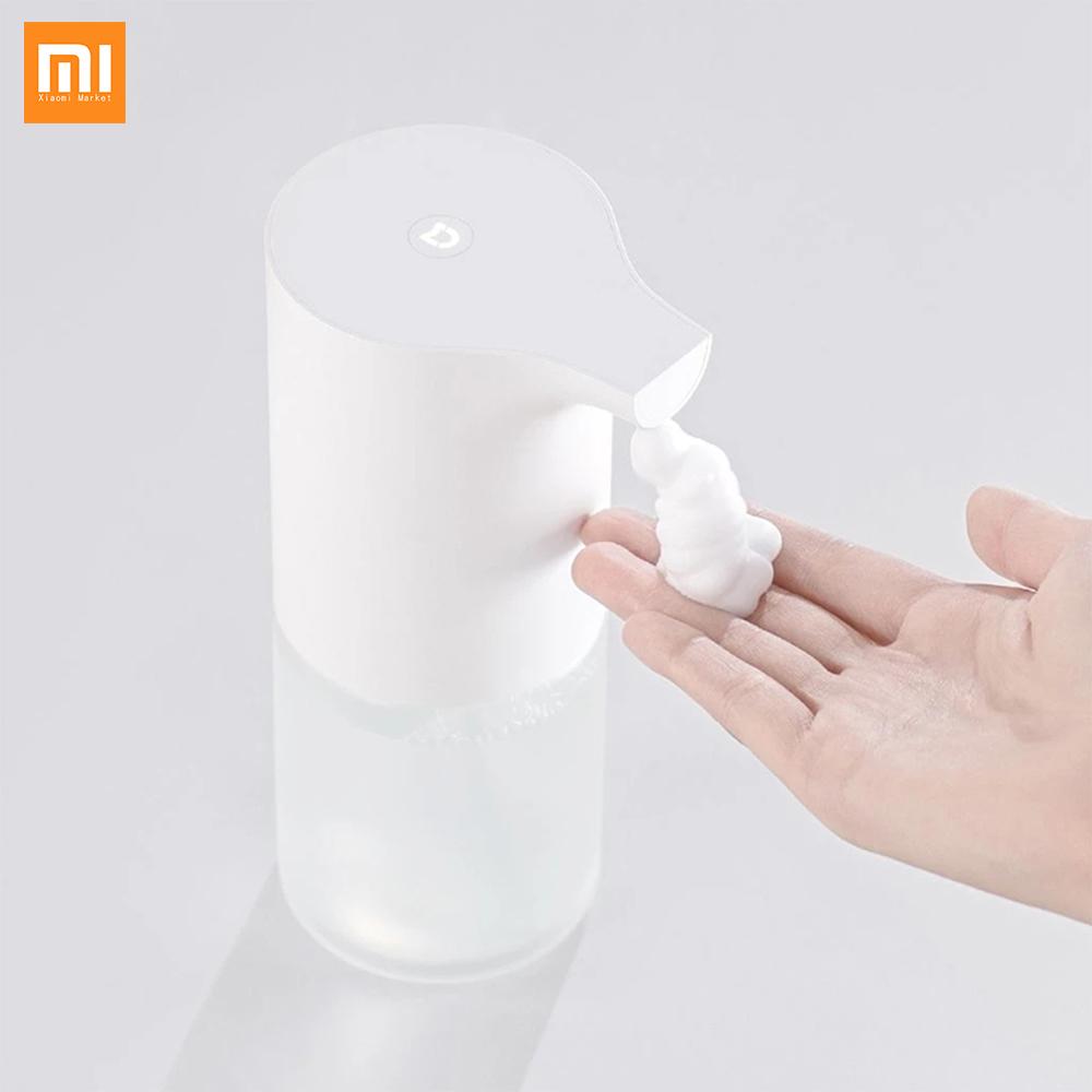 샤오미 미지아 자동 손세정기 센서형 거품 2세대 리필 3개 증정 화이트-, 1세트