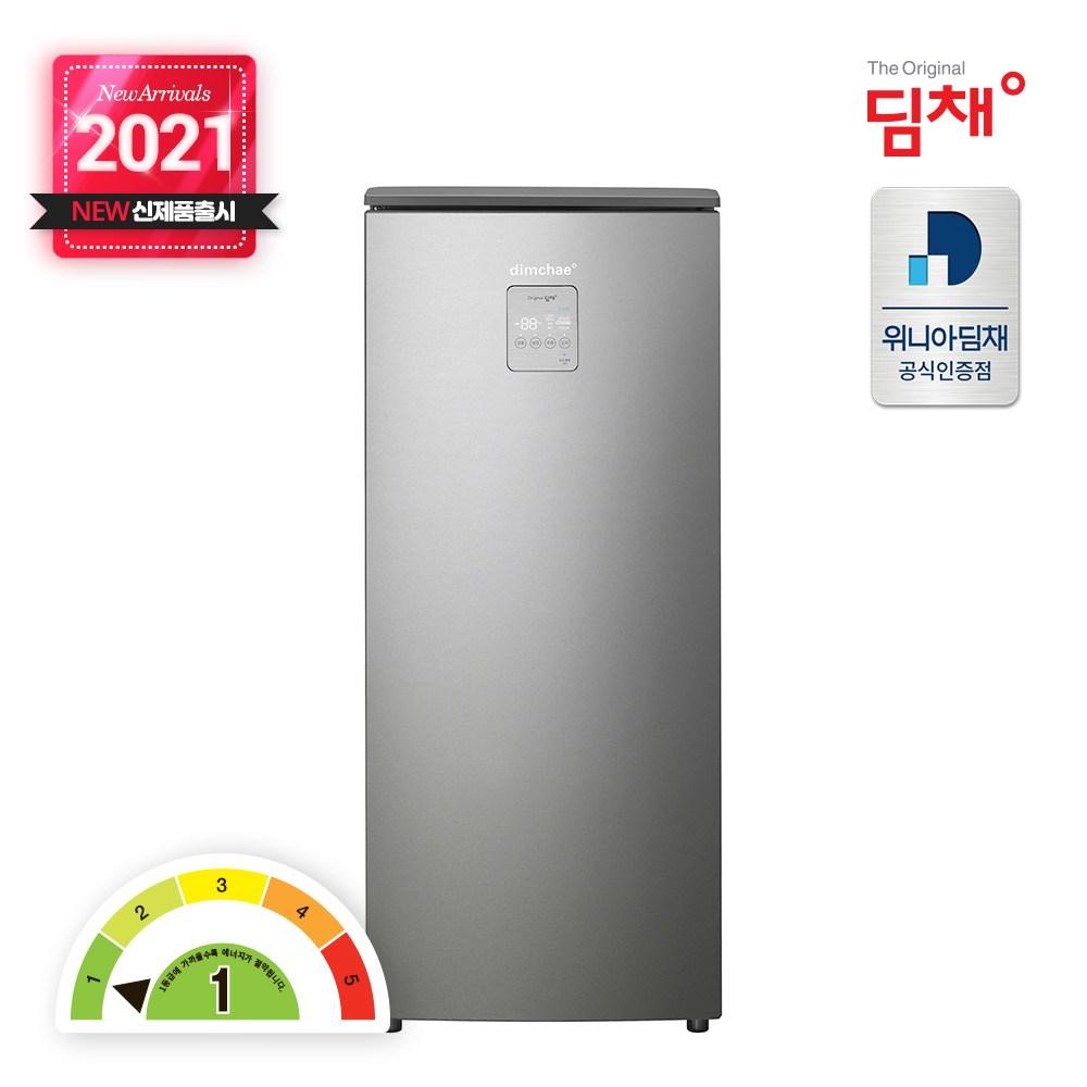 딤채 [신제품출시] 위니아딤채 1등급 김치냉장고 EDS11EFMMS 102L 스탠드형 전국무료배송