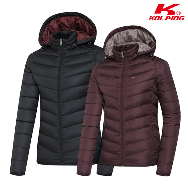 콜핑 여성 겨울 경량 패딩자켓 레닌-J(여) KPJ0625W 등산 패딩/다운패딩