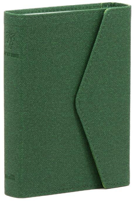 성경전서(62HB/개역한글/그린/소/단본/지갑식/색인), 위즈덤바이블