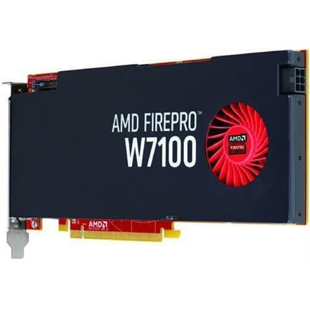 해외550018647 그래픽카드 AMD 100-505724 Firepro W7100 8GB GDDR5 256bit PCI-Express3.0 Video Card D, 상세 설명 참조0