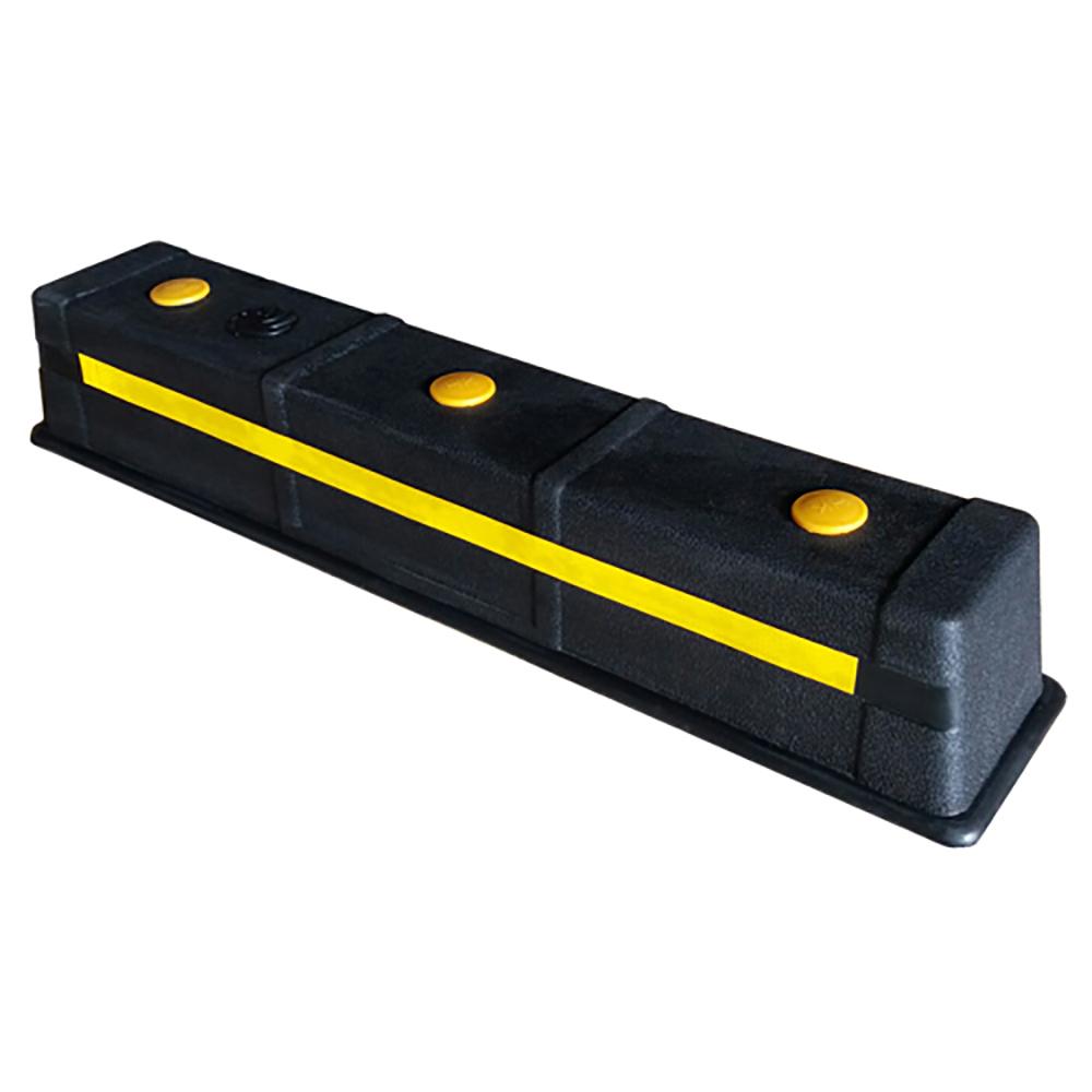 우리안전 카스토퍼 HA502 네오플렌 고무주차블럭 주차방지턱 카스톱, 1개