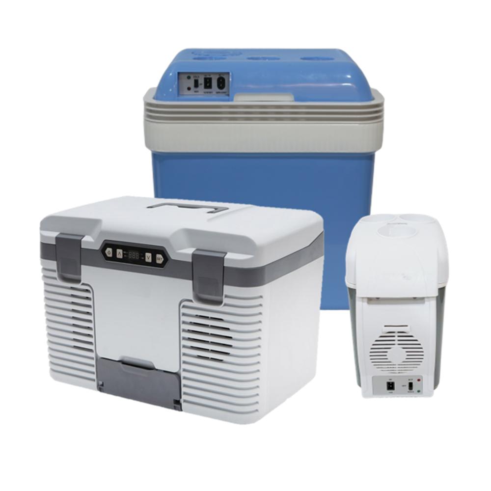 딜팩토리 캠핑 차량용 냉장고 냉동고 아이스박스 휴대용 소형 미니, 7.5L 냉장고 + 시거잭 (무료증정)