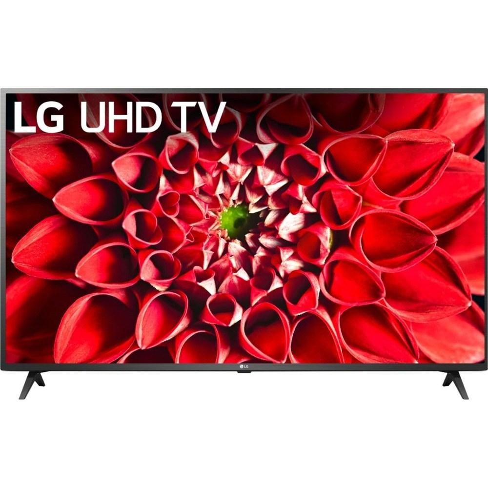 LG전자 2020년형 LED 4K UHD HDR 스마트 TV 50인치 클래스 시리즈 50UN7000PUC, 스탠드