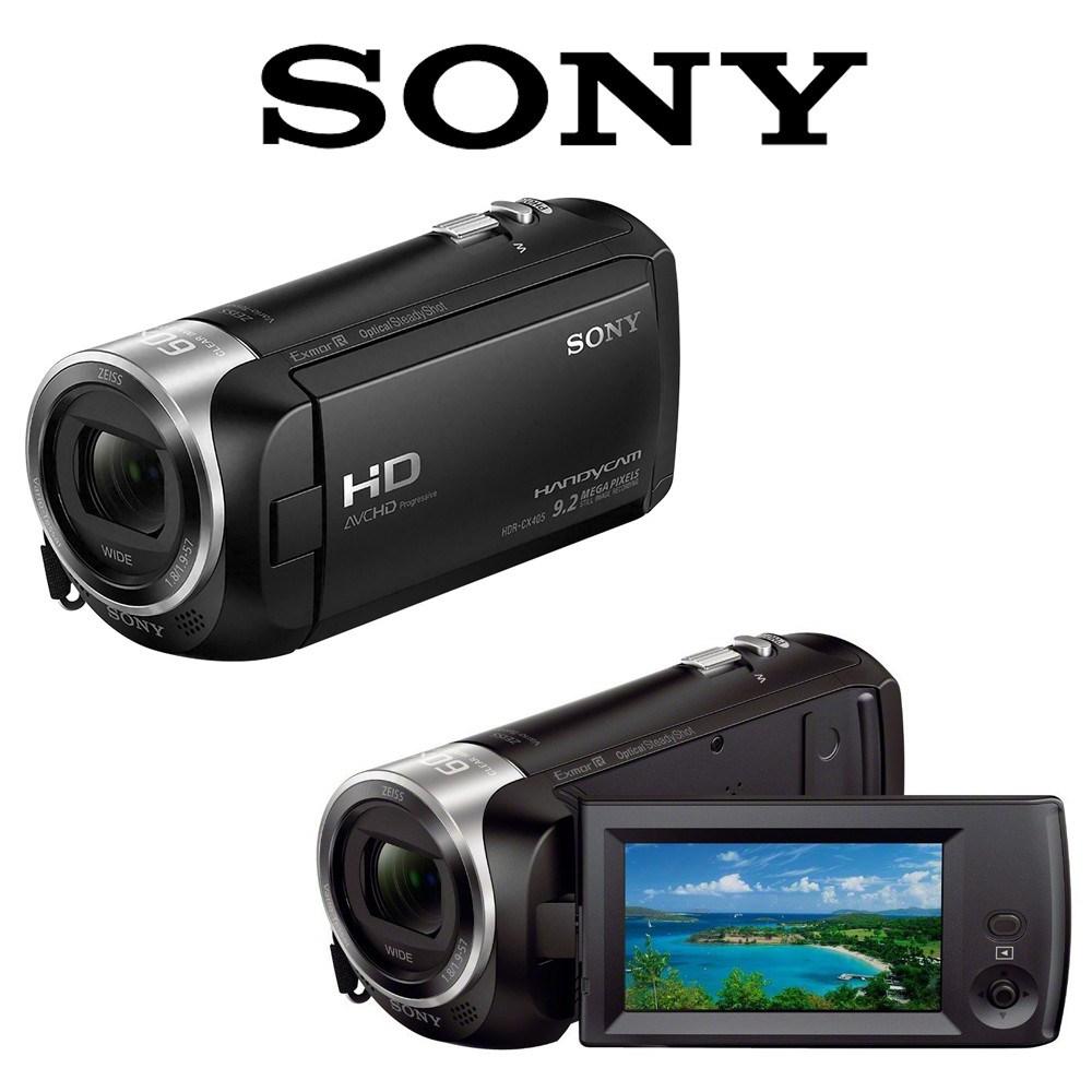 소니 HDR-CX405 HD 캠코더, 소니HDR-CX405