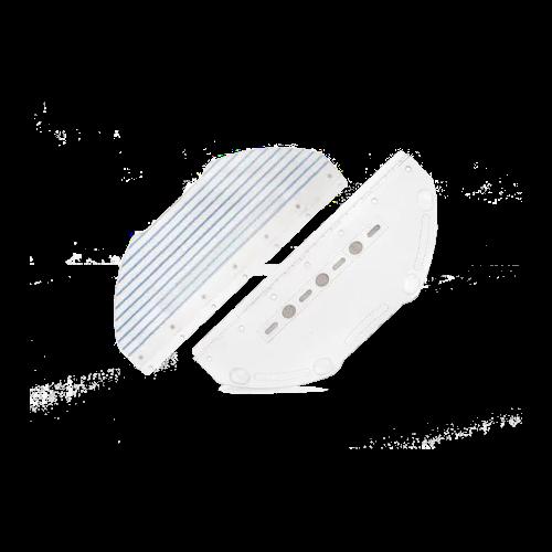 치후360 로봇청소기 정품 소모품, 1세트, S9/X90 일회용물걸레10+장착판