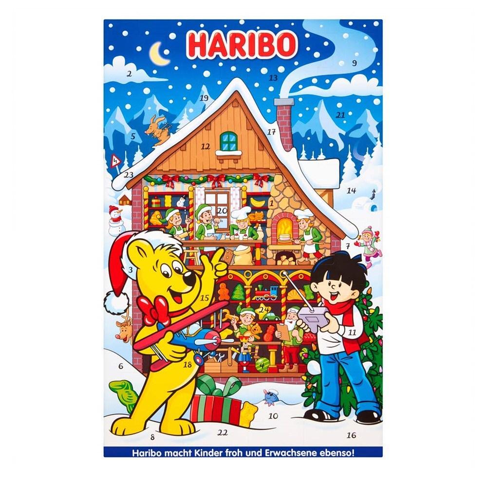 Haribo Advent Calendar 2020 하리보 어드벤트캘린더