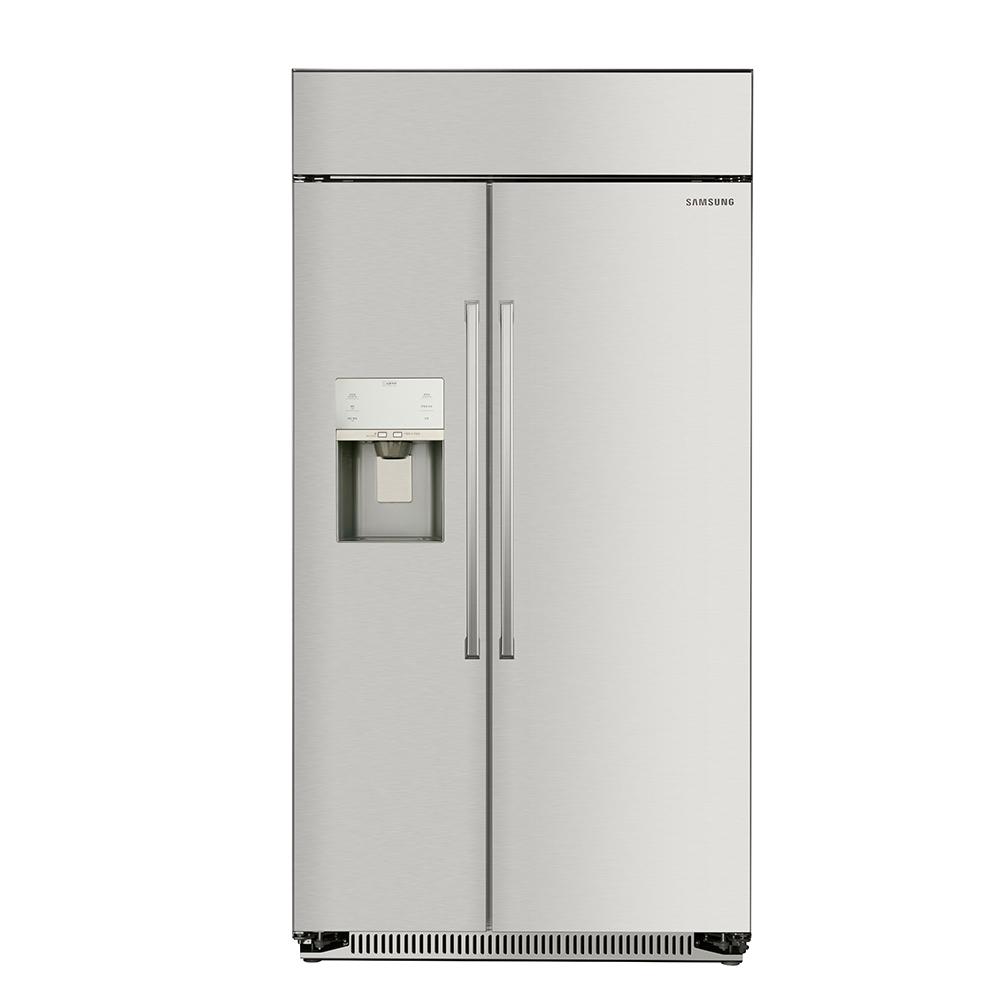 삼성전자 TBI 냉장고 BRS655140SR 650L 빌트인, 단일상품