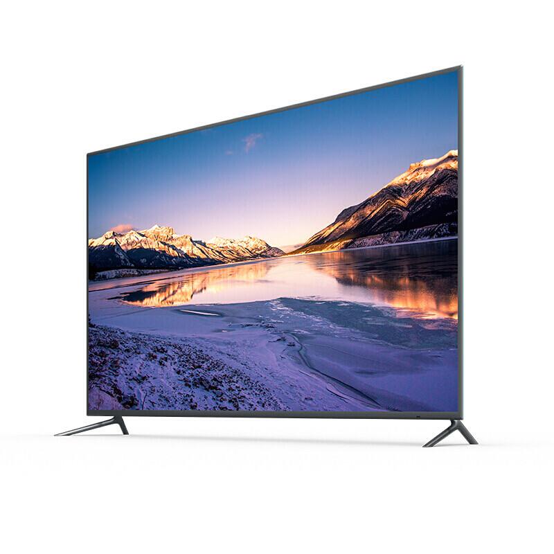 가정용TV AIMI Xiaomi 120/130/100/90 인치 4K HD 95 스마트, 07 평면 85 인치 4K 스마트-7-5570667724