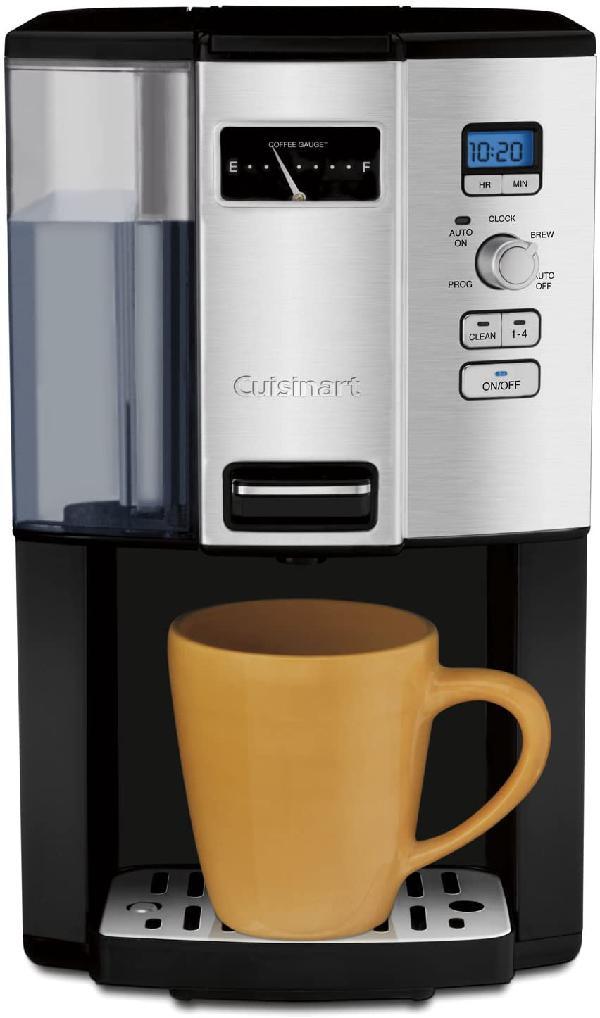 Cuisinart 쿠진아트 DCC3000 자동 원두 전자동 커피머신, 단일상품