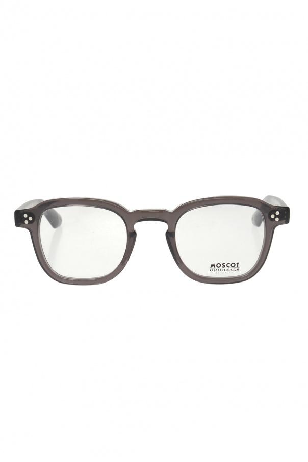 Moscot 'Momza' optical glasses MOMZA 0-0705-01 GREY 150불 이상 주문시 부가세 별도