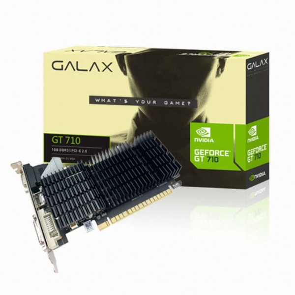 GALAX 지포스 GT710 D3 1GB LP 무소음, 본상품 선택