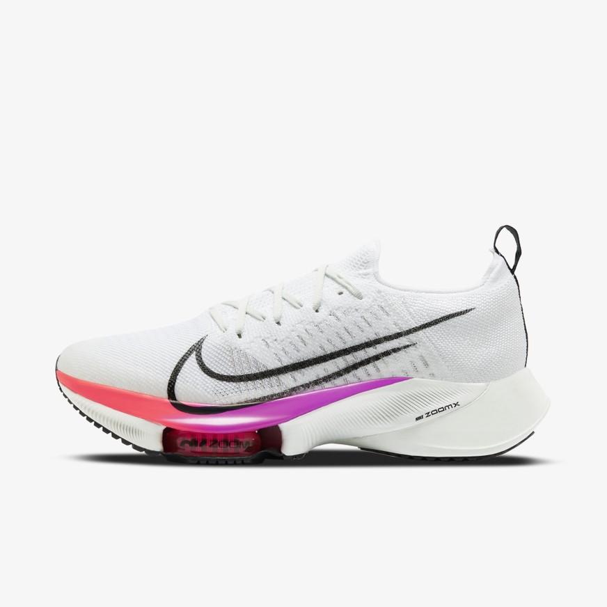[정품매장] 나이키 에어 줌 템포 넥스트% 화이트 Nike Air Zoom Tempo Next% White CI9923-100