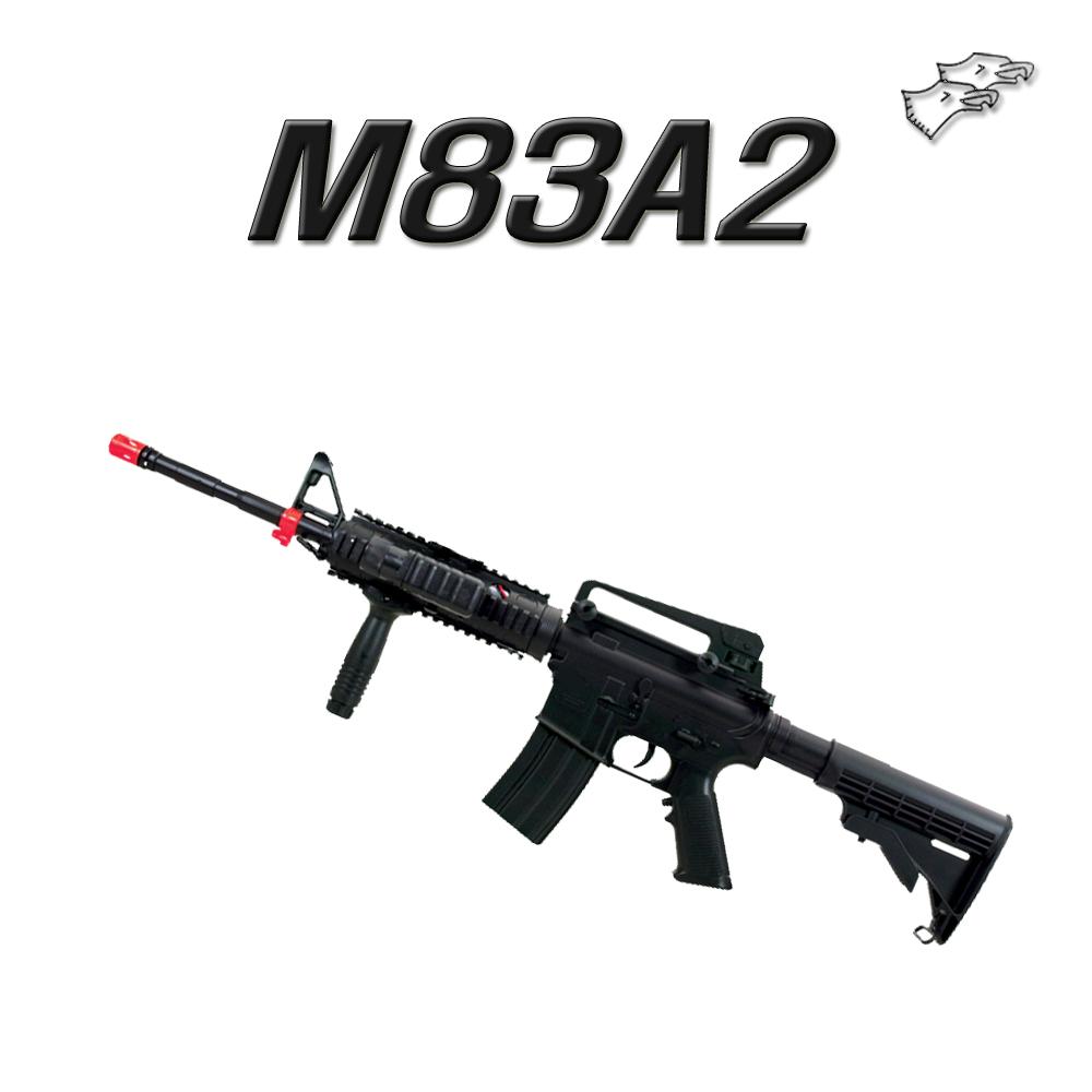 더블이글 M83A2 풀옵션 전동건 BB탄총, 1개