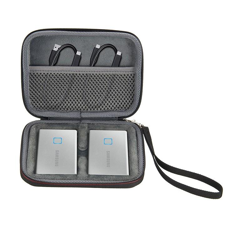 삼성 T7 Touch SSD 대용량 보호 케이스 파우치