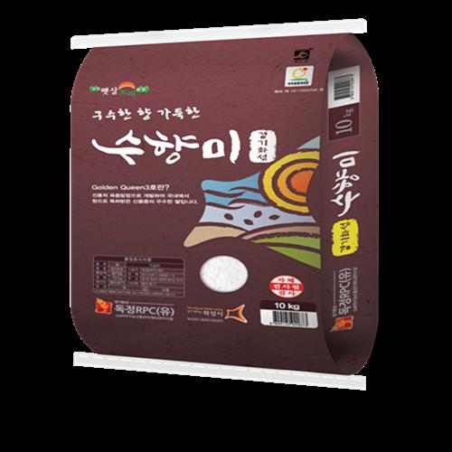 2020년산햅쌀 수향미 구수한 향기쌀!! 품종 골든퀸3호