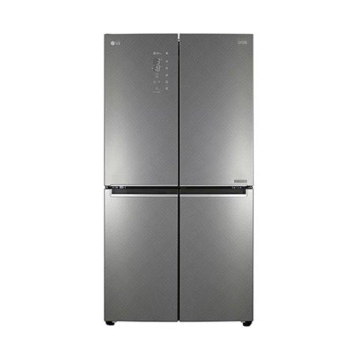 LG전자 양문형 냉장고 F873SN35E [870L], 단일상품