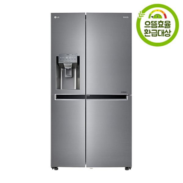 [LG전자] J813S35E 얼음정수기 냉장고 804L, 상세 설명 참조