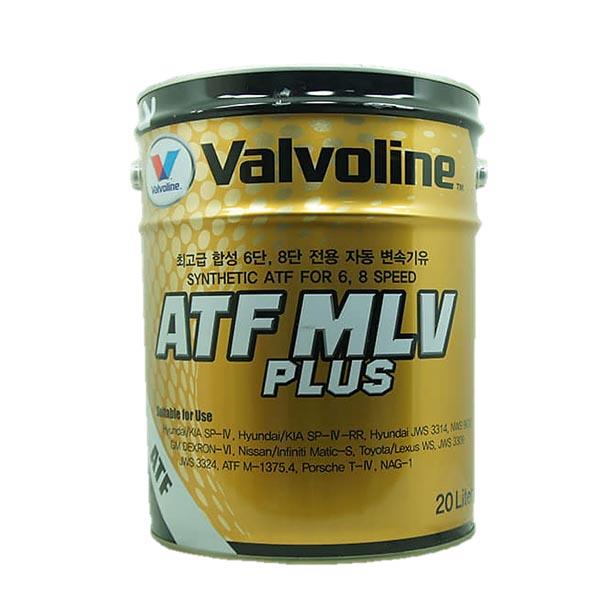 발보린 ATF MLV PLUS 20L, 발보린 ATF MLV 플러스_20L