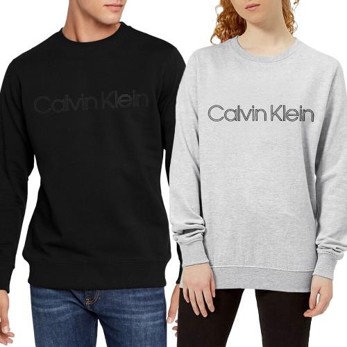 캘빈클라인 남녀공용 맨투맨 티셔츠 딜
