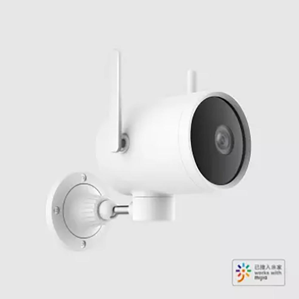 샤오미 스마트 CCTV 1080P 200만 화소 홈카메라 실내 실외 겸용 (최신형) N1, 기본구성