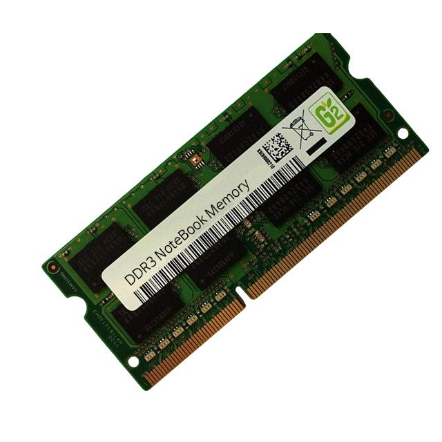 삼성 노트북 메모리 DDR3 8G PC3L-12800S, 단품