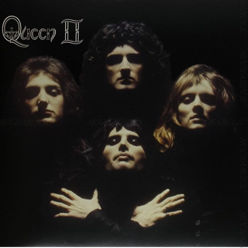 [LP] 퀸 엘피 판 QUEEN Queen II 바이닐