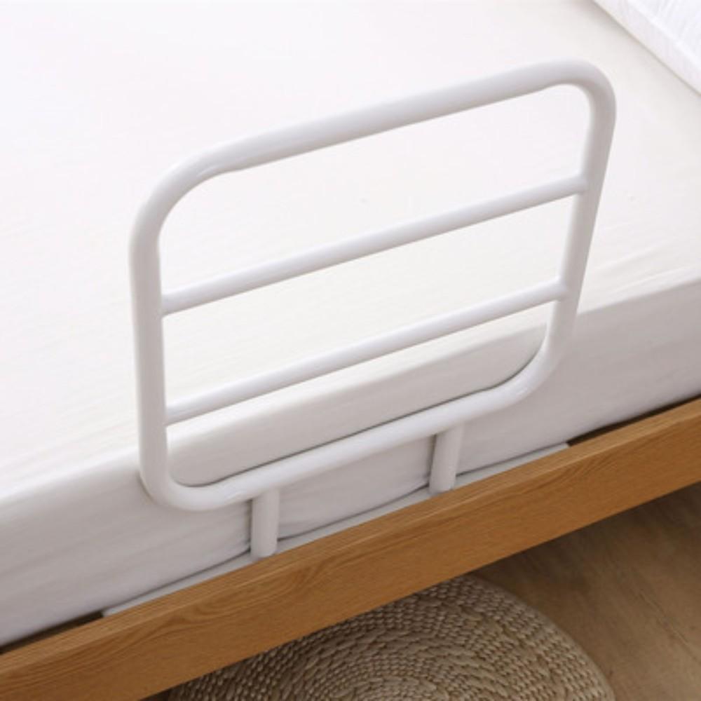침대 안전 가드 펜스 침대난간 지지대 침대떨어짐방지 침대안전바, 화이트