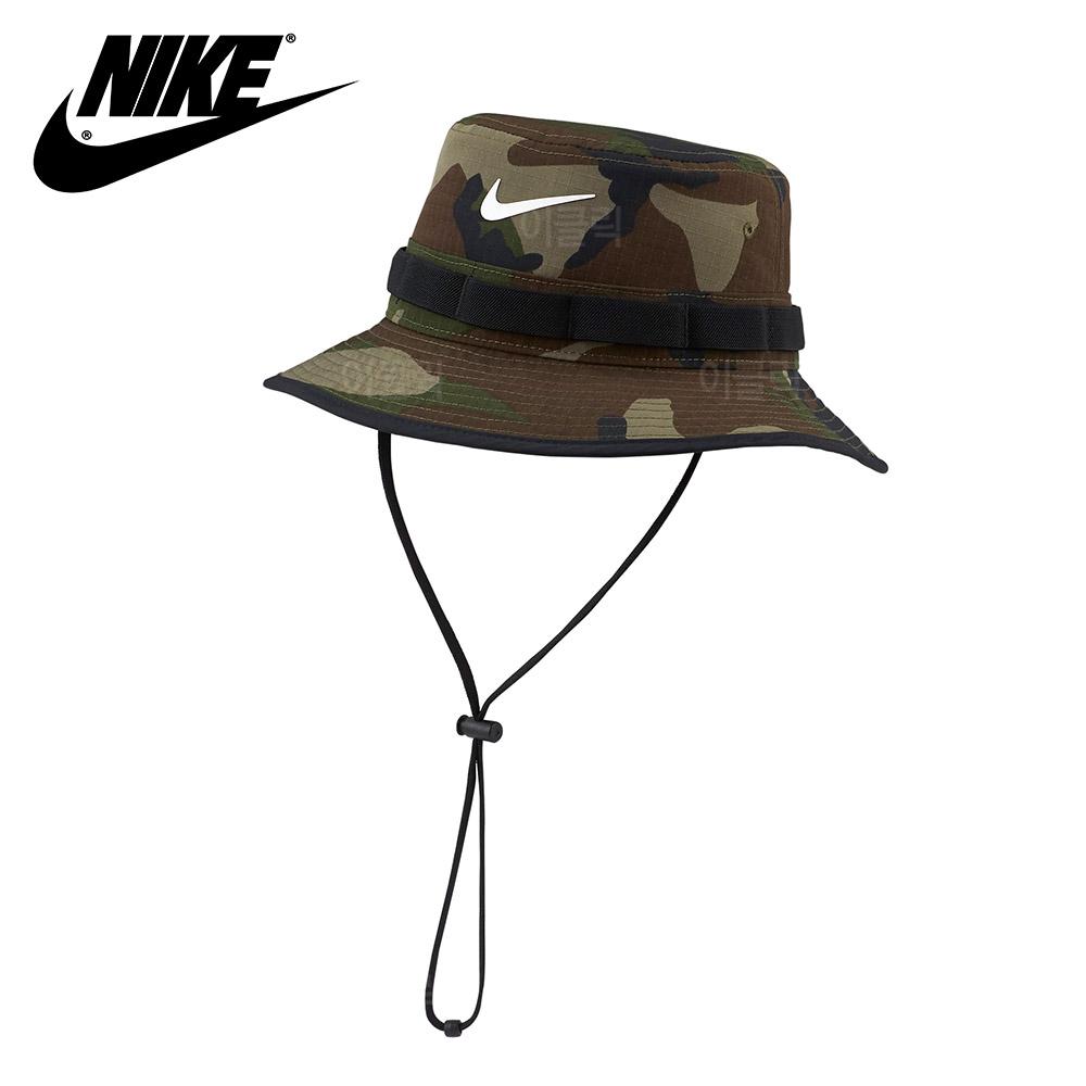 나이키 부니 카모 버킷햇 벙거지 모자 남자 여름 페도라 아웃도어 캠핑 여행-5-5269751537