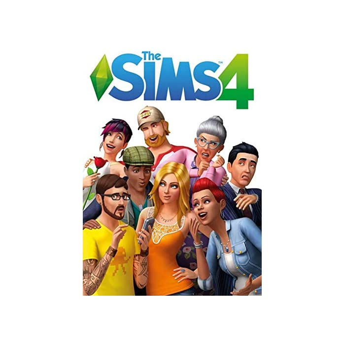 Electronic Arts The Sims 4 (수입 판 : 북미), 자세한 내용은 참조