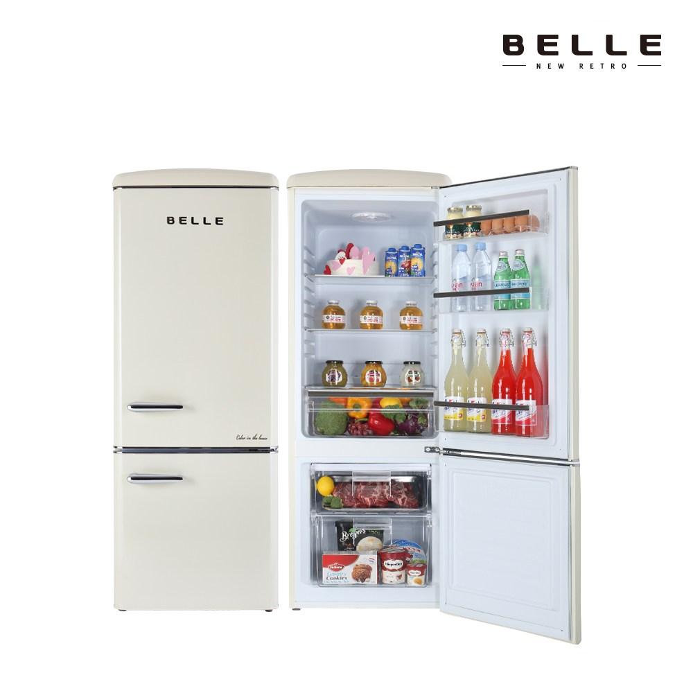 Belle 뉴레트로 소형 냉장고 NRC20ACM (POP 289694587)