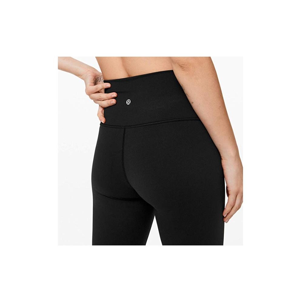 Lululemon 룰루레몬 언더 크롭 하이 웨스트 요가 팬츠 레깅스 Wunder Under Crop High Rise Yoga Pants (Size 4 6 8)
