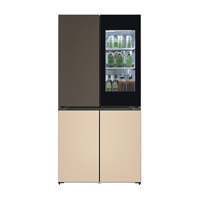 LG전자 M870FTS451S 오브제컬렉션 냉장고 1등급 페닉스 (POP 4577363804)
