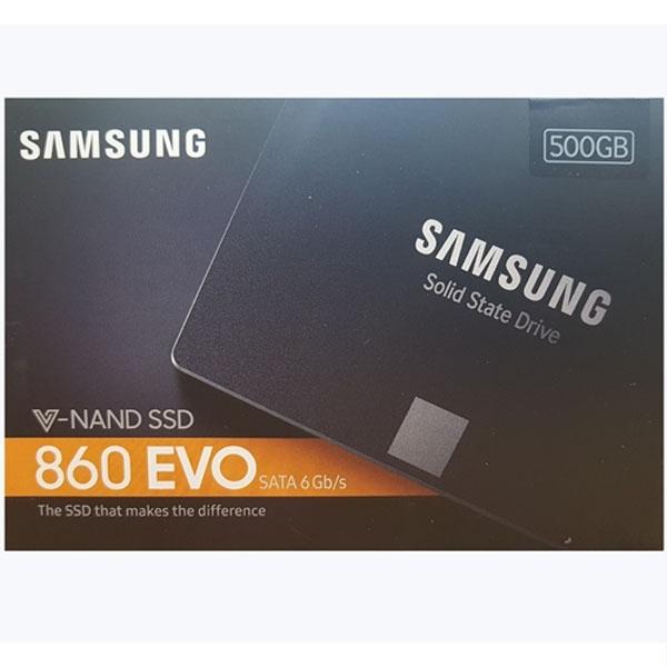 삼성전자 860 EVO 500GB(MZ-76E500BW) 병행수입, 단일상품