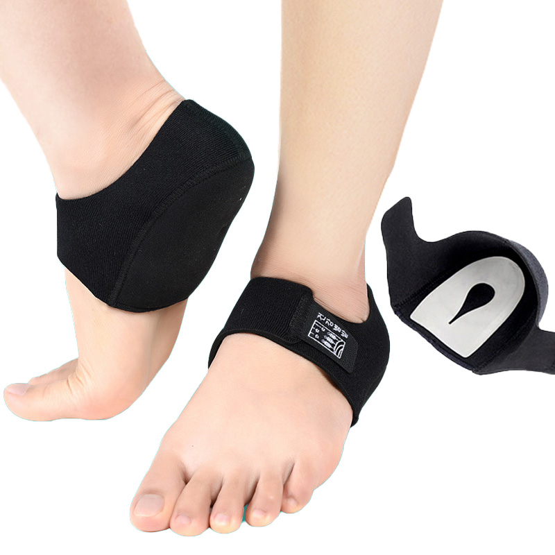 건강별밭 발뒤꿈치 쿠션 패드 실리콘 젤 보호 패드 보호대 깔창 발뒷꿈치 통증 풋케어, L 사이즈