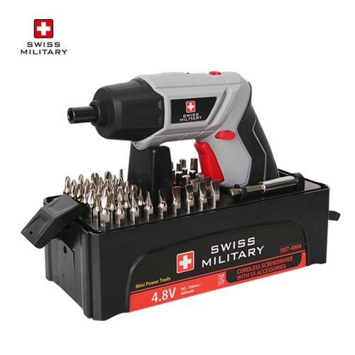 스위스밀리터리 SMT-480A 전동드라이버