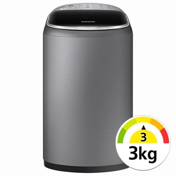 [삼성전자] 삼성 WA30F1K6QSA 아가사랑 삶는 일반세탁기 3kg 아기사랑, 상세 설명 참조