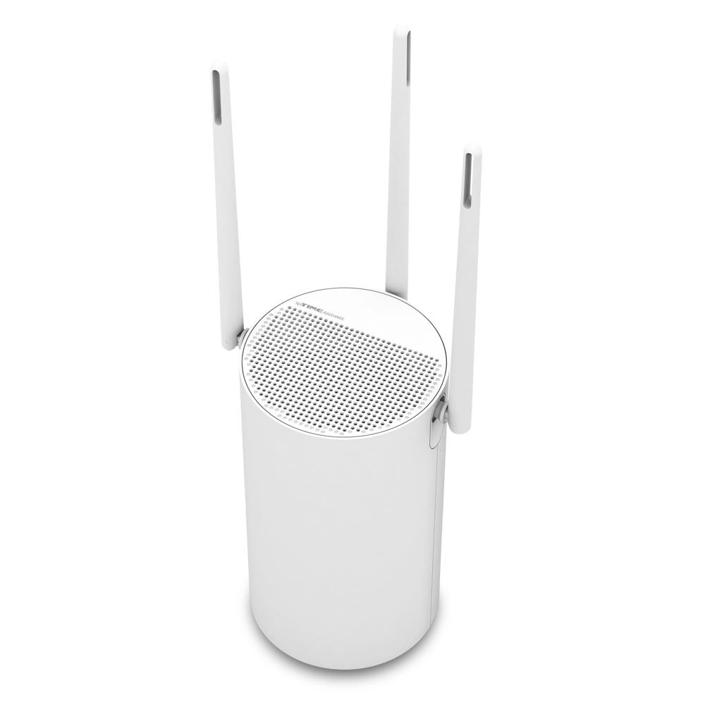 ipTIME A6004MX 이지메시 기가비트 유무선 공유기 와이파이 인터넷 4포트, 화이트