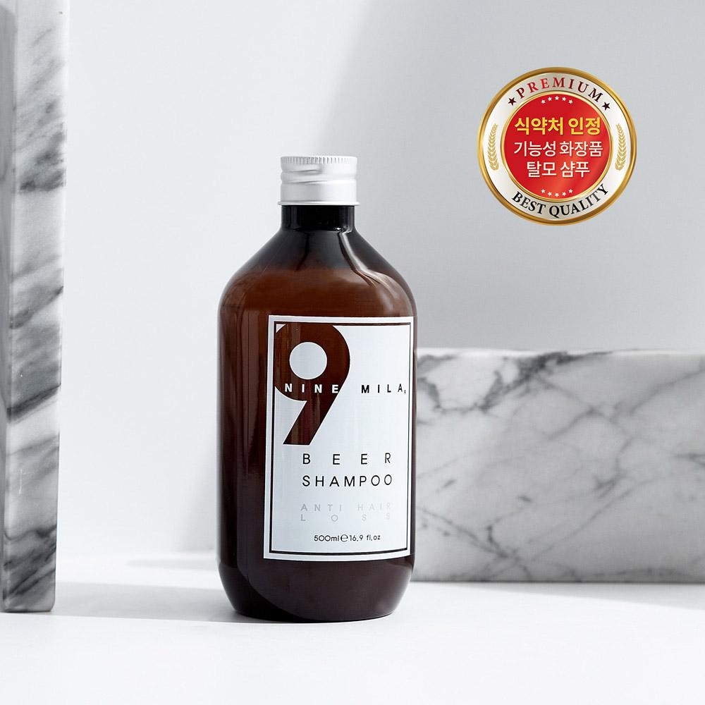 맥주효모 천연 두피관리 탈모샴푸 두피관리 천연샴푸, 단일상품