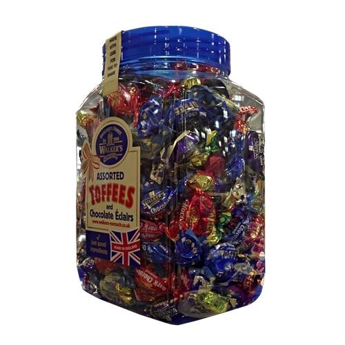토피스 앤 초콜릿 모음 1.25kg 수제 생 대용량 수입