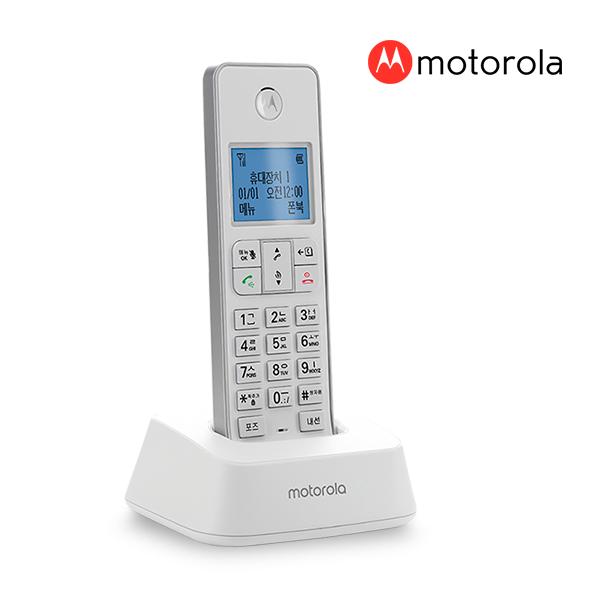 모토로라 무선전화기 IT.5.1XA 화이트, IT.5.1XAW