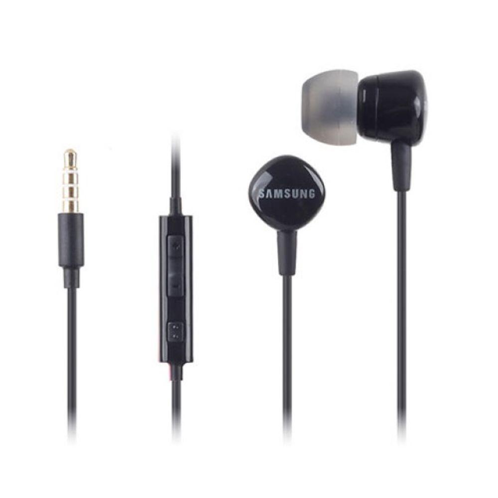 [AEN_5098351] 묶음상품 삼성)이어폰(HS130 블랙)x2개 팝컬러이어폰 심플이어폰 음향이어폰 이어폰 스테레오이어폰, 단일상품, 단일상품