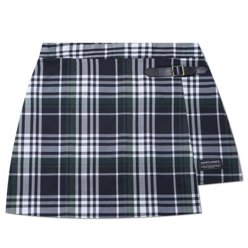 MARYJAMES (W) Bouquet Skirt - Green