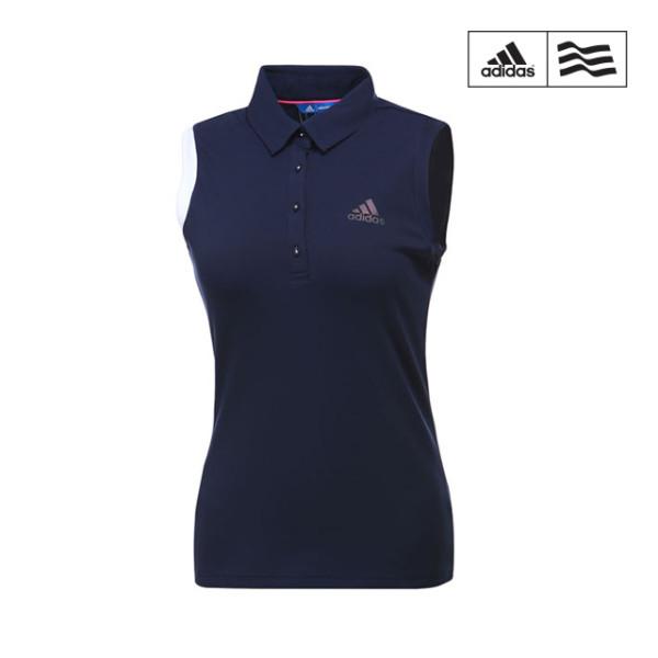 [아디다스 골프] [아디다스골프] 여성 아디크로스 클라이마쿨 민소매 티셔츠 CV8753_G, 선택:CV8753 / 사이즈:M