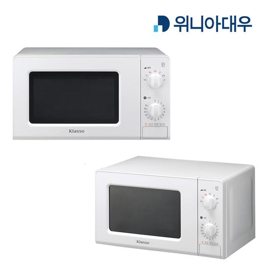 [K쇼핑]위니아대우 클라쎄 20리터 다이얼 전자레인지 NKRM201DWK 배송비포함
